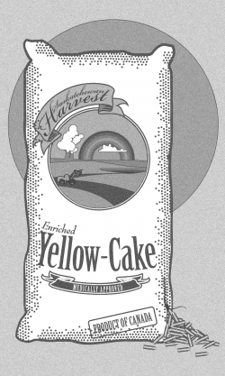 Canadian Yellow Cake