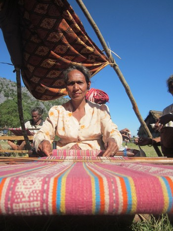 People hope to revive local traditions in Timor