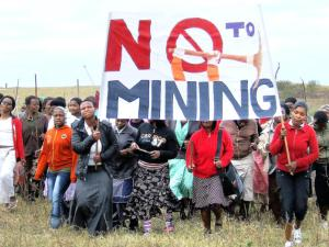 Residents of Xolobeni are again fighting against mining